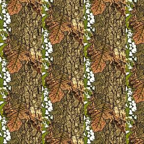 Oak Leaf Wrap Around