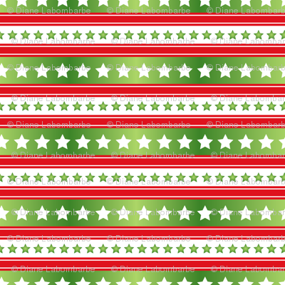 Holiday Stars & Stripes