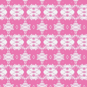 Bouquet/Pink/White