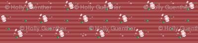 Christmas Fantasy - print