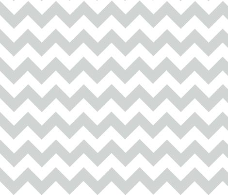 chevron gray / zekie fabric by paragonstudios on Spoonflower - custom fabric