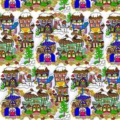 Mittenham_Christmas_village_5