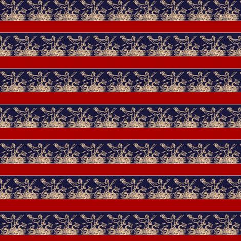 Poseidon Ribbons fabric by amyvail on Spoonflower - custom fabric