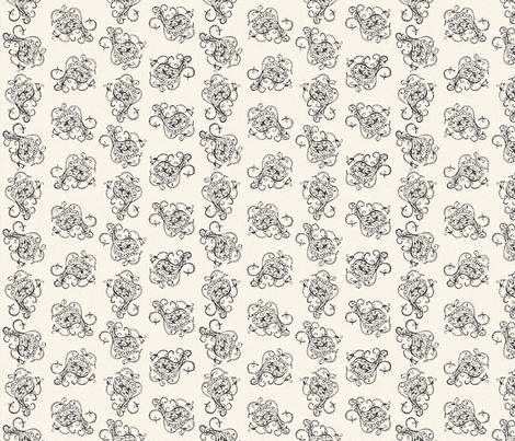 Paisley fabric by jolenebalyeatdesigns on Spoonflower - custom fabric