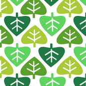 Feuilles de Vert