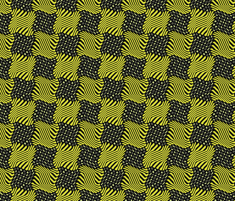 Geometric ornament fabric by cepera on Spoonflower - custom fabric