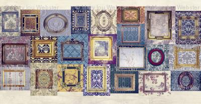 Frames & Paper #7