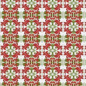 Mosaic of christmas time
