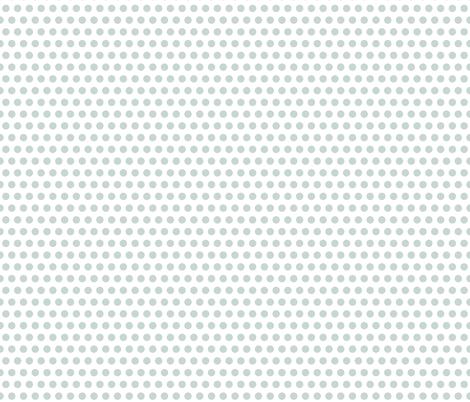 urban jungle spot white silver fabric by scrummy on Spoonflower - custom fabric