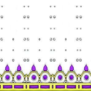 Purple Crown- Horizontal