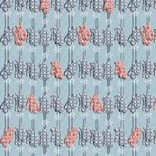 patterned gloves