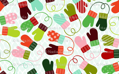 Mis-matched Mittens