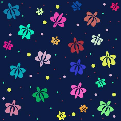 Yurihonjo Scatter fabric by boris_thumbkin on Spoonflower - custom fabric