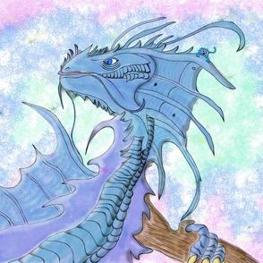 Sapphireactus and Petey