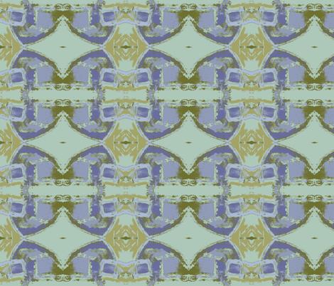 Athena Fresk fabric by albanianflower on Spoonflower - custom fabric