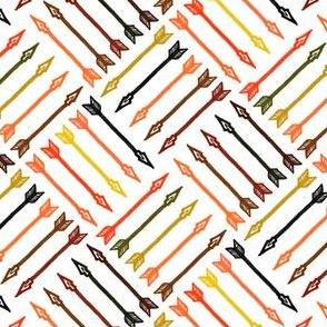 Arrows - Pumpkin Patch