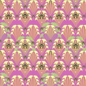 BEETLES-pink-fusia