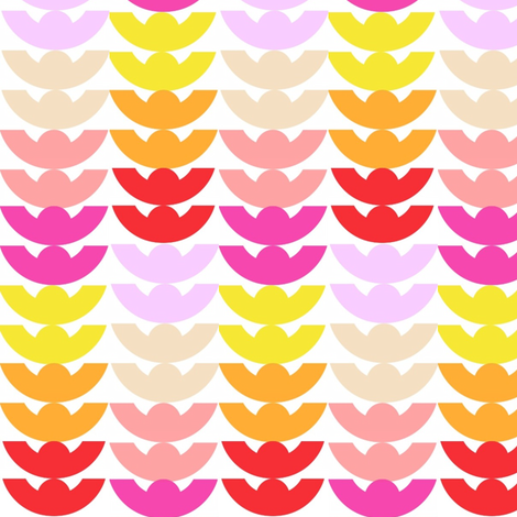 Seesaw Lotus fabric by boris_thumbkin on Spoonflower - custom fabric