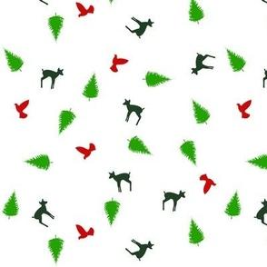 deer toss traditional