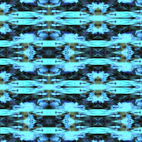 Ocean Monkeys fabric by mugglz on Spoonflower - custom fabric