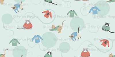 Sweater Kitties