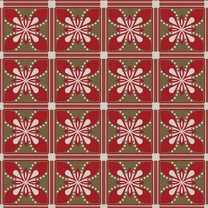 parisian block motif