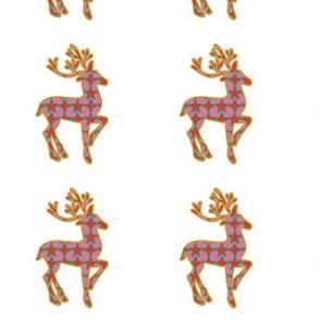Merry & Bright Reindeer