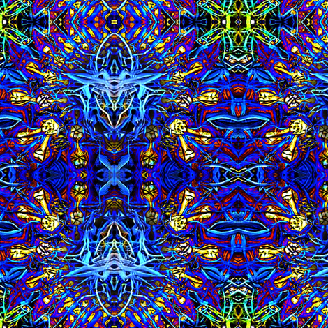 Cold Plateau fabric by mugglz on Spoonflower - custom fabric