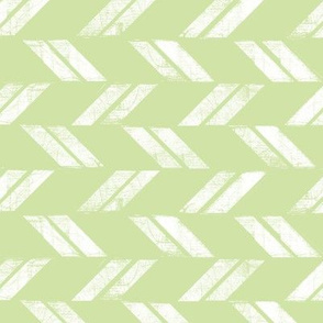 stripes directions in light green