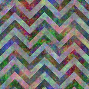 Chevron batik