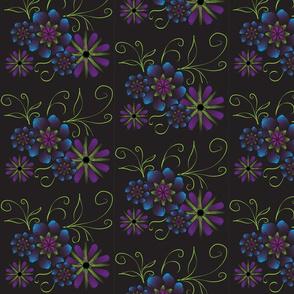 flowerson_black