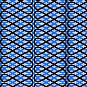 Frill - Blue