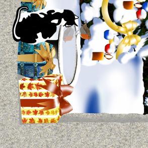 Christmas Winter_Window_