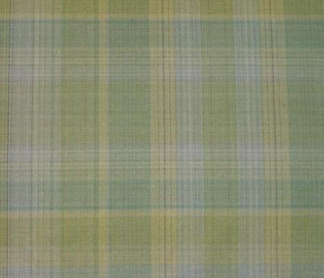Lemon Lime Soda Layered Plaid