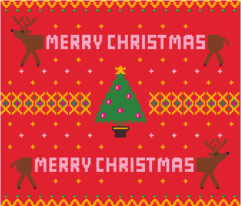 CHRISTMAS fabric by lady_eve on Spoonflower - custom fabric
