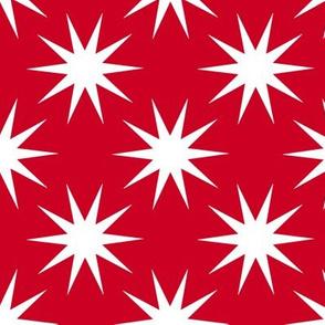 star red  star