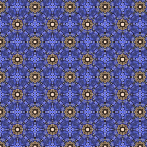 Erscolen's Netflower fabric by siya on Spoonflower - custom fabric