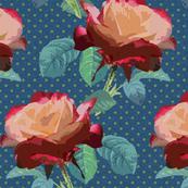 Rose - Double Delight Dark