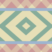 A Second Zigzag Horizontal Stripe