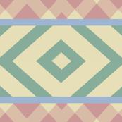 A Second Zigzag Horizontal Stripe