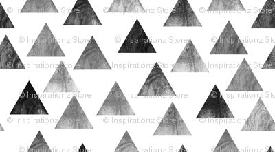 Grey Triangle pattern