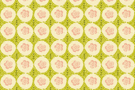 dumplings-large fabric by ottomanbrim on Spoonflower - custom fabric