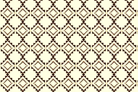 Aztec Print fabric by willowlanetextiles on Spoonflower - custom fabric
