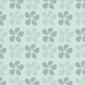 Minty Blooms