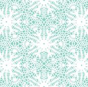 wrap_paper_crocus_snowflake_white_sea_green