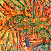 Detailed Skulls