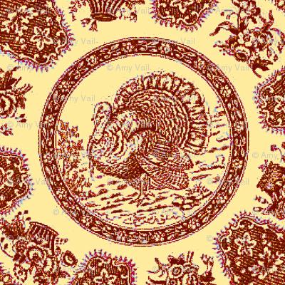 Brown Rondo Alla Turkey