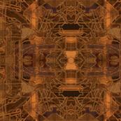 Art Deco Amber