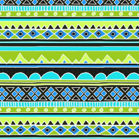 Rseamless_neon_blue_and_green_tribal_pattern_shop_preview