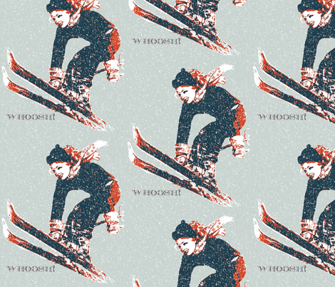 WHOOSH! fabric by bettieblue_designs on Spoonflower - custom fabric